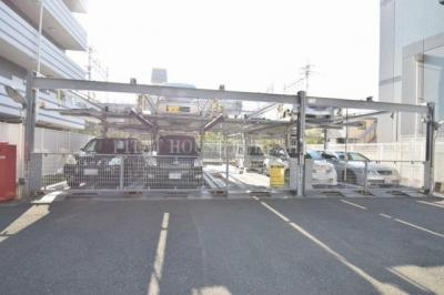 【駐車場】エスリード福島リバーフロント