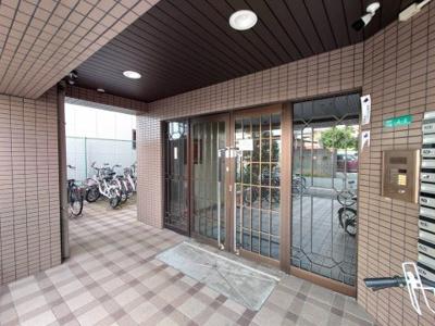 【エントランス】エンブレム都島