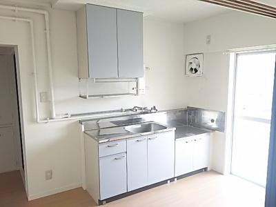 【キッチン】ビレッジハウス五個荘