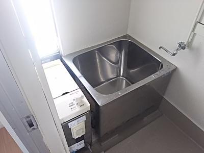 【浴室】ビレッジハウス五個荘