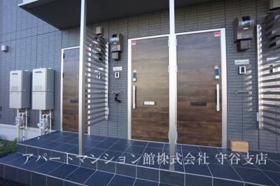 【玄関】ラウレアハレ