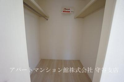 【収納】ラウレアハレ