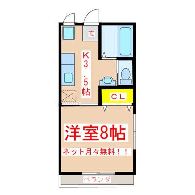 【その他共用部分】コーポ宇宿1丁目