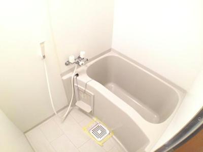 【浴室】コーポ宇宿1丁目