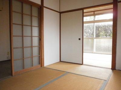 【和室】サンハイツ桜ヶ丘