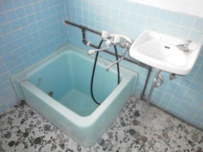 【浴室】サンハイツ桜ヶ丘