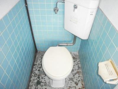 【トイレ】サンハイツ桜ヶ丘