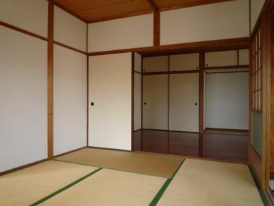 【玄関】第一下鶴コーポ