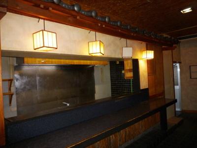 【キッチン】池江店舗2階