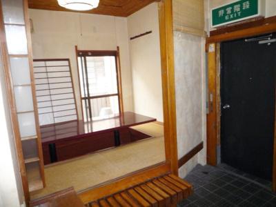 【和室】池江店舗2階