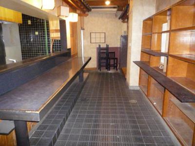 【居間・リビング】池江店舗2階
