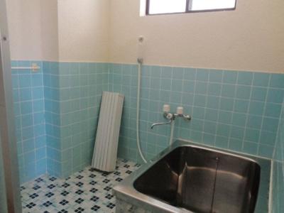 【浴室】コーポ若楠