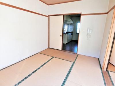 【和室】コーポメイプルC棟