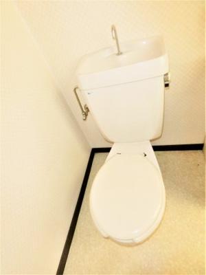 【トイレ】コーポメイプルC棟