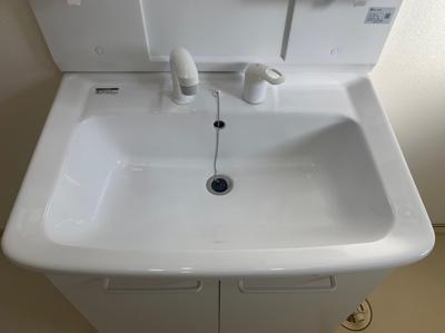【独立洗面台】エイチツーオー第5ビル