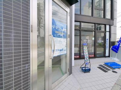 【エントランス】ミラ・トレーノ学園前BLD.