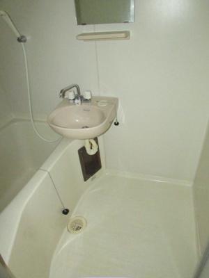 【浴室】第2ハイツタマキ