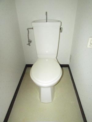 【トイレ】第2ハイツタマキ