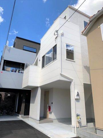 【外観】小曽根町2丁目 新築戸建