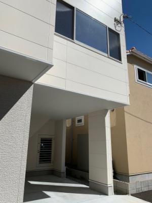 【駐車場】小曽根町2丁目 新築戸建