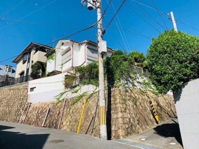 【外観】桜町 売土地