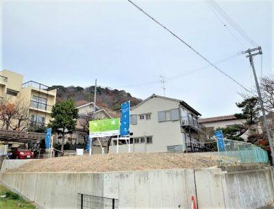 【外観】岡本5丁目Ⅱ 1号地 売土地
