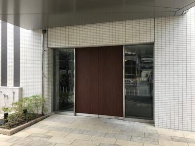 【エントランス】プレサンスロジェ 神戸ポートアイランド