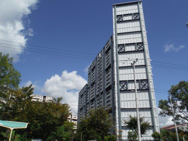 【外観】芦屋浜第一住宅9-2号棟