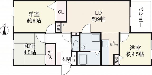 芦屋浜第一住宅9-2号棟