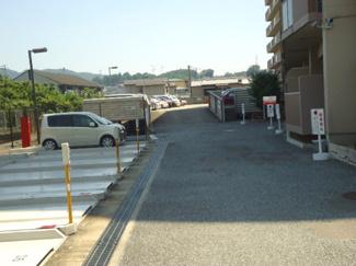 【駐車場】パルコート川西ラッフィナート 5階