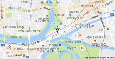 【地図】マンションSumus