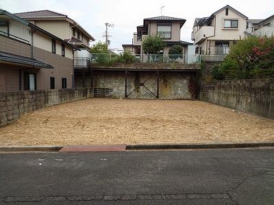 【前面道路含む現地写真】神戸市垂水区神陵台5丁目
