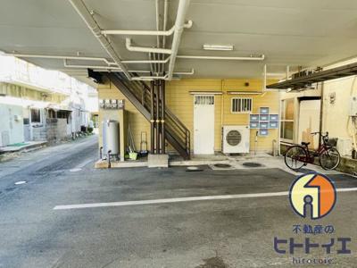 【駐車場】投資物件)サンハイツヨコオ1