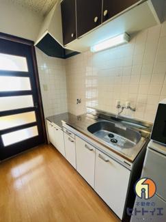 【キッチン】投資物件)サンハイツヨコオ1