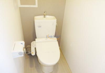 【トイレ】ウインズコート新北野