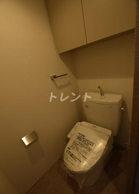 【トイレ】アーバンプレミア秋葉原