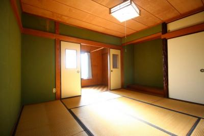 【和室】西賀茂柿ノ木町貸家