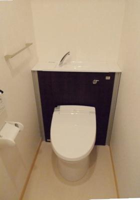 【トイレ】アイスバーグ