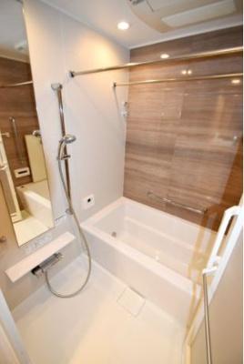 【浴室】ザ・パークハウスアーバンス御成門 マンション