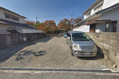 【外観】旭丘山田駐車場