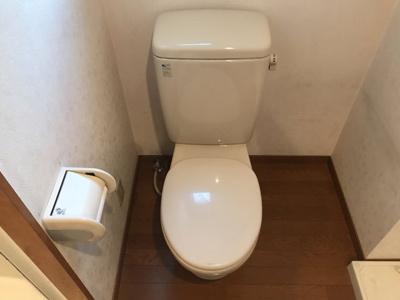 【トイレ】フレンドバレー駒沢