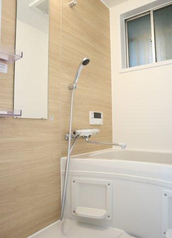 【浴室】マンション森川