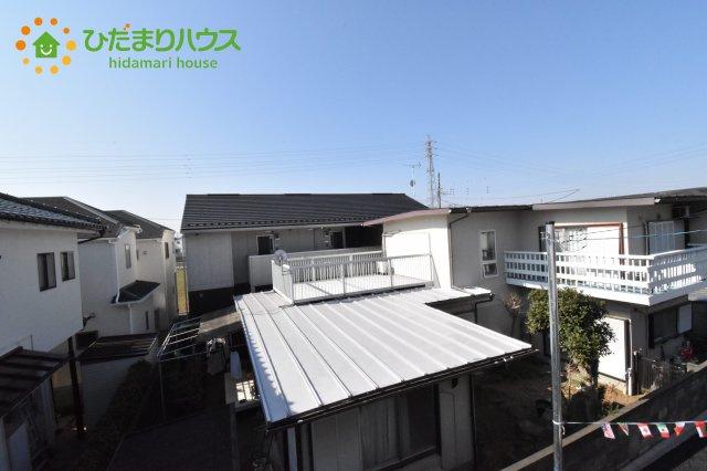 【展望】上尾市浅間台 第3 クレイドルガーデン 02
