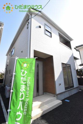 【外観】上尾市浅間台 第3 クレイドルガーデン 02