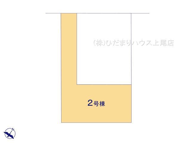【区画図】上尾市浅間台 第3 クレイドルガーデン 02