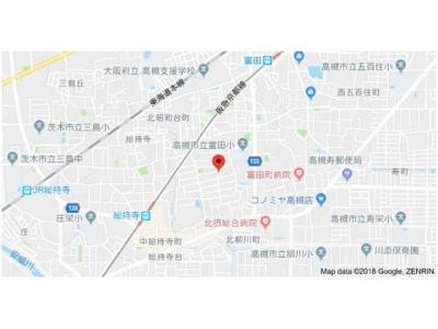 【地図】プレアール昭和台