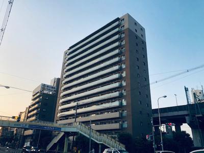 【外観】サンメゾン駒川中野エルド