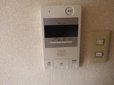 【セキュリティ】クリオ川崎東弐番館
