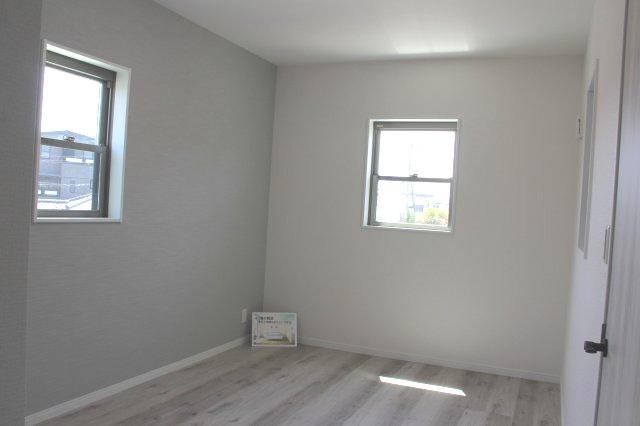2階主寝室 ウォークインクローゼット