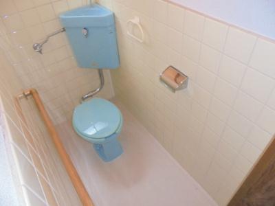 【トイレ】鷹合4戸建て